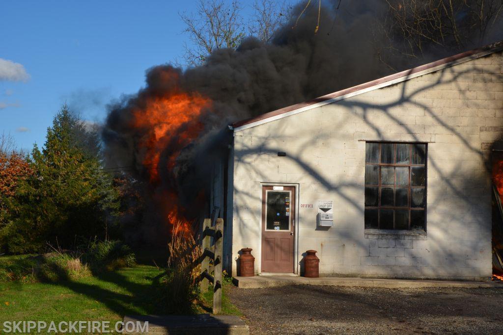 Last Chance Auto Burns - Skippack Fire Company